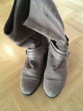 Boots, Stiefeletten, Dior, Gr.39,5, Taupe, Damen