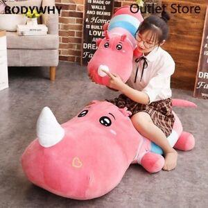 Soft Plush Toy Cartoon Animals Stuffed Doll Home Pillow Cushion  Gift