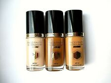 Max Factor FaceFinity All Day Flawless Flexi-Hold Foundation 3-In-1 VARIOUS X1