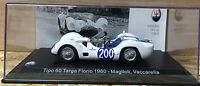 "DIE CAST "" TIPO 60 TARGA FLORIO 1960 - MAGLIOLI "" MASERATI 100 YEARS COLLECTION"