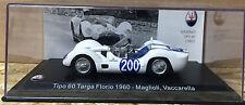 "DIE CAST "" TIPO 60 TARGA FLORIO 1960 - MAGLIOLI "" MASERATI 100 YEARS COLLECTION"