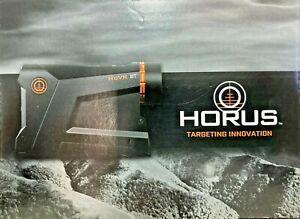 Laser Rangefinder and Weather Meter - HORUS HF001 HoVR 1.0 BT2000- #891 - $285