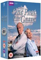 Nuovo One Foot IN The Grave Serie Completa 1 A 6 DVD Regione 2