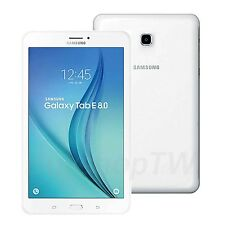 Samsung Galaxy Tab E 8.0 ( Unlocked ) 4G LTE 16GB White