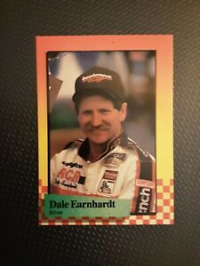 DALE EARNHARDT SR  OFFICAL ROOKIE CARD 1989 Maxx  Card #3 Mint