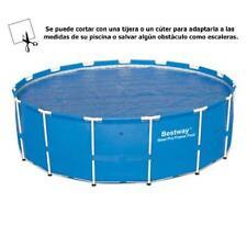 Cobertor solar para piscina desmontable Bestway