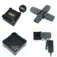 4-In-1 Intelligent Multi Battery Charging Hub for DJI Mavic Pro with LCD Display