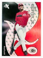 Ken Griffey Jr. #5 (2000 EX Skybox) Baseball Card, Cincinnati Reds, HOF