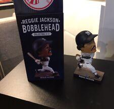 Reggie Jackson New York NY Yankees SGA Bobblehead 6/9/17 In Box Bobble Head