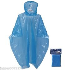 Trespass Mens DryLite Emergency Lightweight Waterproof Rain Poncho
