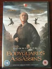 BODYGAURD & ASSASSINS starring Donnie Yen - NEW    (D1) {DVD}