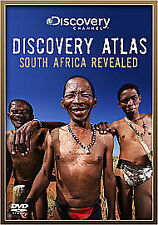 Discovery Atlas - South Africa Revealed - DVD - BRAND NEW SEALED