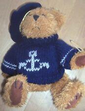 Brass Button Collectibles Tango Bear