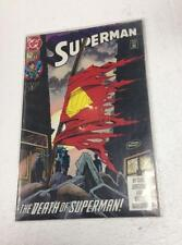 DC Superman The Death of Superman #75 Jan 1993 Comic