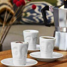 "Fiftyeight Tassen Espresso Mug ""Tasty"" 2.7 oz Gag Gift"