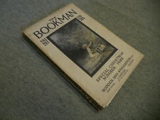 The Bookman Special Christmas Number 1922 with Portfolio by Gwynned Hudson