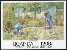Art, Artists Miniature Sheet Stamps