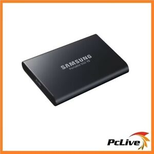 Samsung 1TB T5 BLACK Portable SSD External Solid State Drive USB 3.0 3.1 Type-C