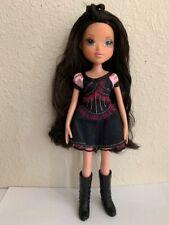 Bratz Moxie Girlz Girl Doll Lexa Brown Hair Green Eyes Clothes & Boots