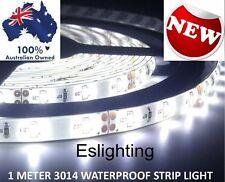 1M LED STRIP LIGHT 12V 3014 WATERPROOF DISPLAY WINDOW KITCHEN CABINET BENCH