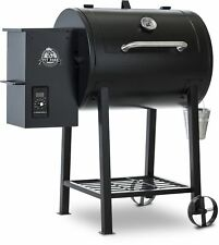 Pit Boss 700FB Wood Fired Pellet Grill w/ Flame Broiler Electric Smoker BBQ New