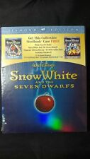 Snow White and the Seven Dwarfs - Best Buy Disney Steelbook Case Only OOP & Rare