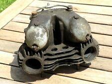 Vintage Norton Dominator Alloy Cylinder Head