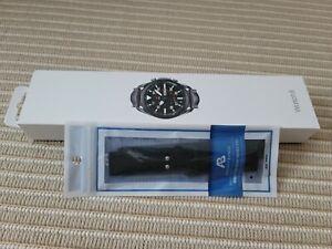 Samsung Galaxy Watch 3 SM-R840 45mm Mystic Black Bluebooth BT WiFi  + EXTRA!