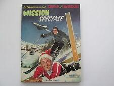TANGUY ET LAVERDURE MISSION SPECIALE 1969 BE/TBE