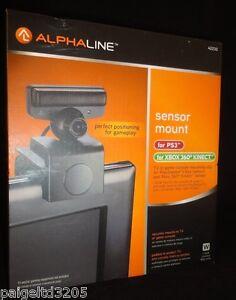 Alphaline Sensor Mount for PS3 / XBOX 360 Kinect #42232
