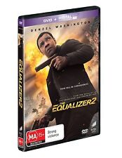 Equalizer 2, The (DVD, 2018) (Region 4) New Release