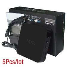 5/Lots MXQ S805 Smart TV Box Android4.4 Quad Core Media Player 1G+8G WIFI 1080P