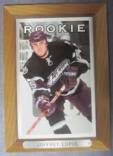 2003-04 Bee Hive Rookie #201 Joffrey Lupul Anaheim Ducks RC