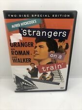 Strangers on a Train (Two-Disc Special Edition) Farley Granger, Ruth Roman, Rob