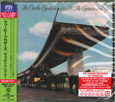 DOOBIE BROTHERS-THE CAPTAIN AND ME-JAPAN ONLY SACD HYBRID G88