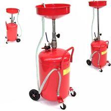 07081 Ölablassgerät Ölauffanggerät Ölauffangwagen Altöl Ölauffangbehälter