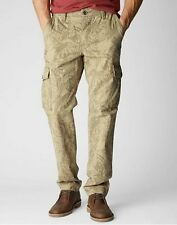 True Religion Mens Cargo Special Ops Pants Leaf, size 32