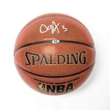 OG Anunoby Autographed Spalding NBA I/O Basketball - Toronto Raptors