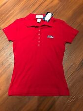 Ole Miss Antigua For Women Fitted Polo Small NWT