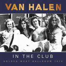 VAN HALEN New Sealed 2020 EARLY UNRELEASED 1970s LIVE CLUB CONCERTS CD