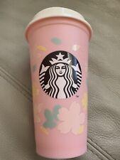 Starbucks sakura 2020 flowers cup,pink,grande size,new