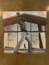 BILLY JOEL - GLASS HOUSES - VINYL RECORD - GREAT CONDITION