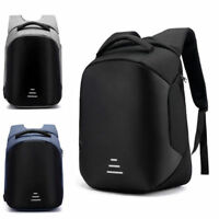 Anti-theft New Mens Laptop Notebook Backpack+USB Charging Business School Bag