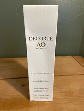 Cosme Decorte AQ Meliority Repair Foaming Wash Kit:Wash 6.7oz & Repair Cream 1oz