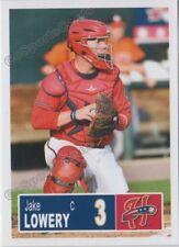 2018 Harrisburg Senators Jake Lowery RC Rookie Nationals Minor