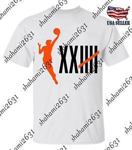 Women's National Basketball Association1 25th Anniversary White T-Shirt S-4XL