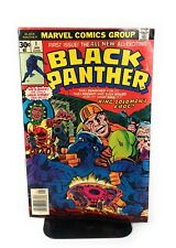 Black Panther #1 Jan 1977, Marvel Comics First 1st Issue  Black Panther