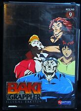 'Baki The Grappler...Illegal Tactics '  DVD NEW Free next day ship TVPG