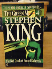 Green Mile: The Bad Death of Eduard Delacroix by Stephen King (1996, Paperback)
