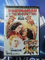 D'Artagnan E I Tre Moschettieri - (1954) ** A&R Productions *dvd* ...NUOVO